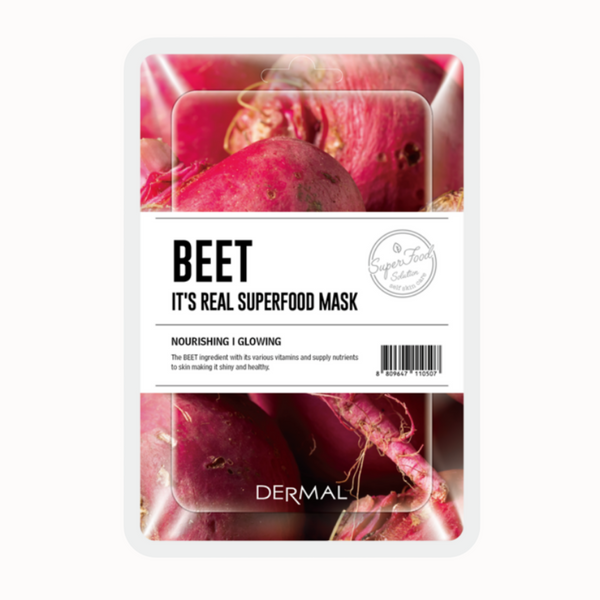 IT'S REAL SUPERFOOD MASK | BEET