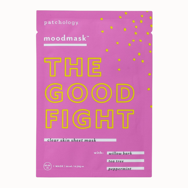MOODMASK™ THE GOOD FIGHT SHEET MASK