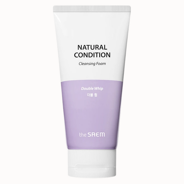 NATURAL CONDITION CLEANSING FOAM | DOUBLE WHIP