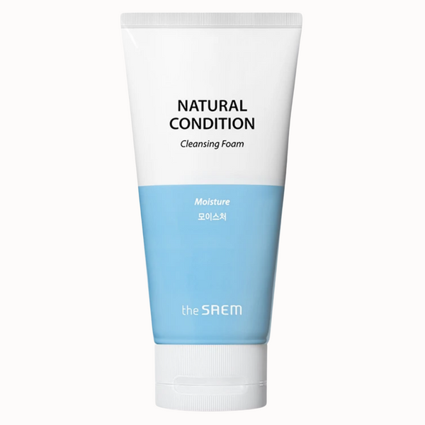 NATURAL CONDITION CLEANSING FOAM | MOISTURE