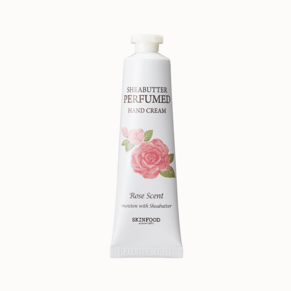 SHEA BUTTER PERFUMED HAND CREAM | ROSE