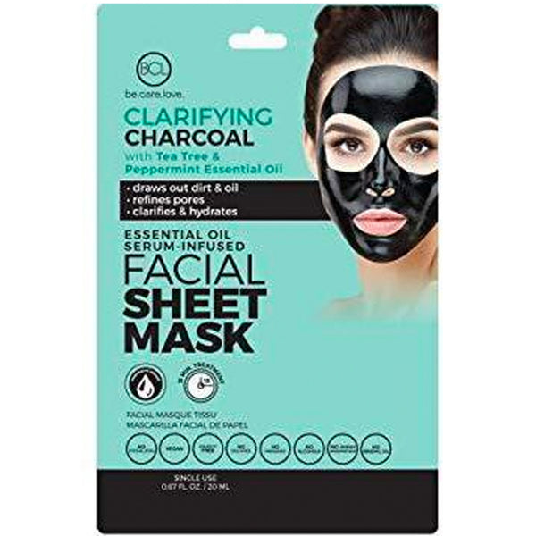 CLARIFYING CHARCOAL MASK