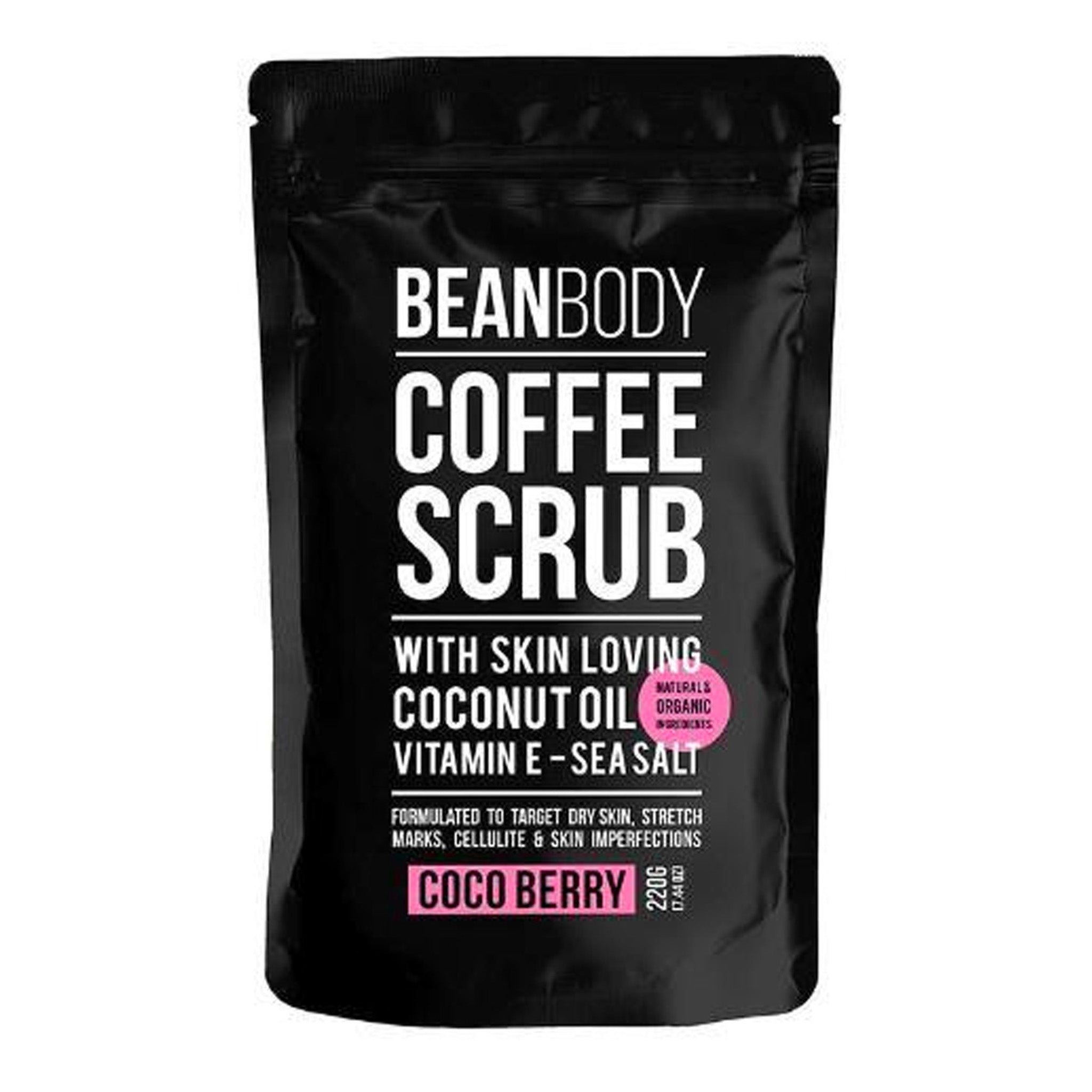 COFFEE SCRUB - COCO BERRY