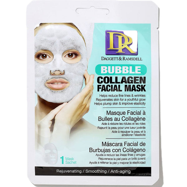 BUBBLE COLLAGEN FACIAL MASK
