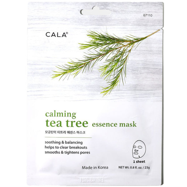 CALMING TEA TREE ESSENCE MASK