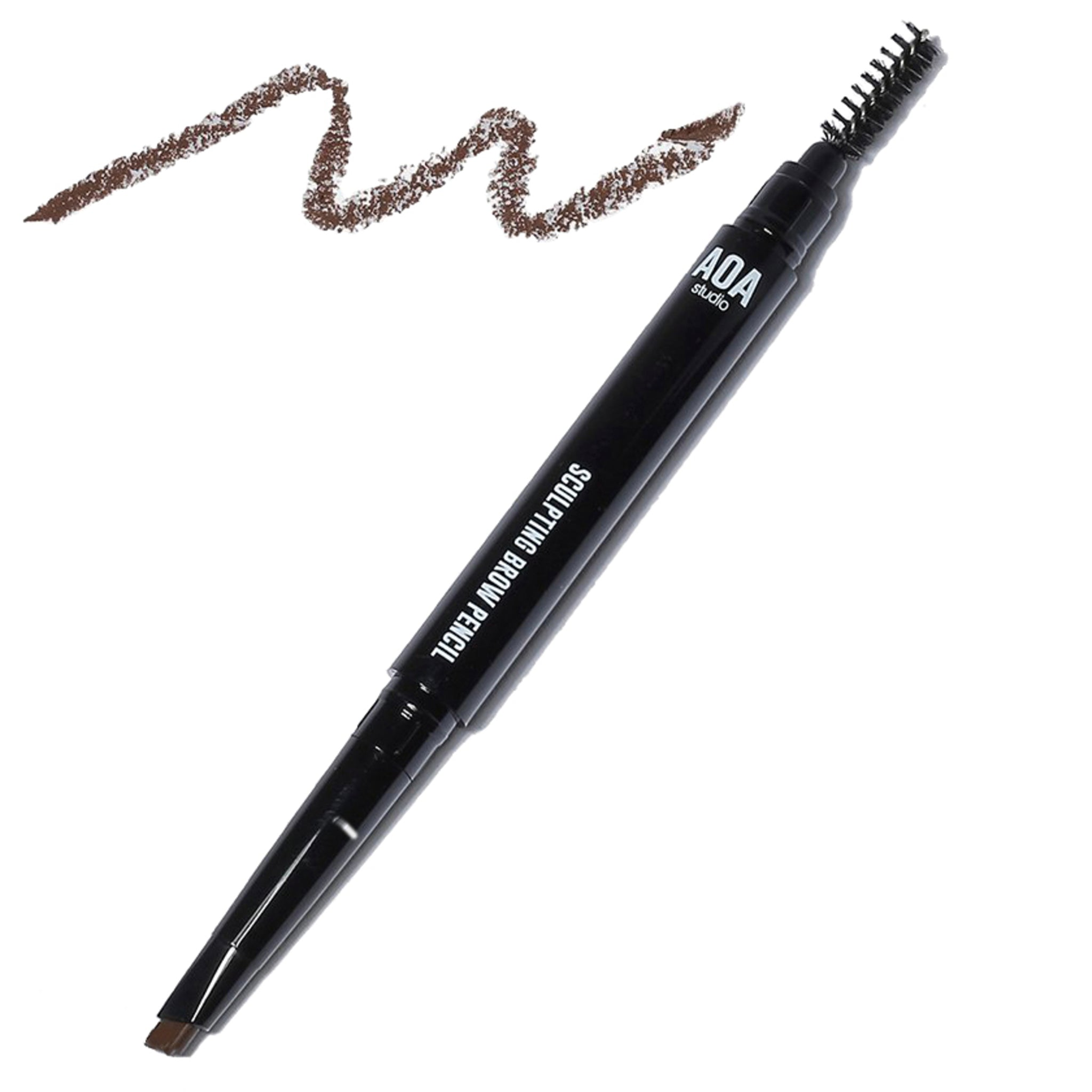SCULPTING BROW PENCIL | MEDIUM BROWN