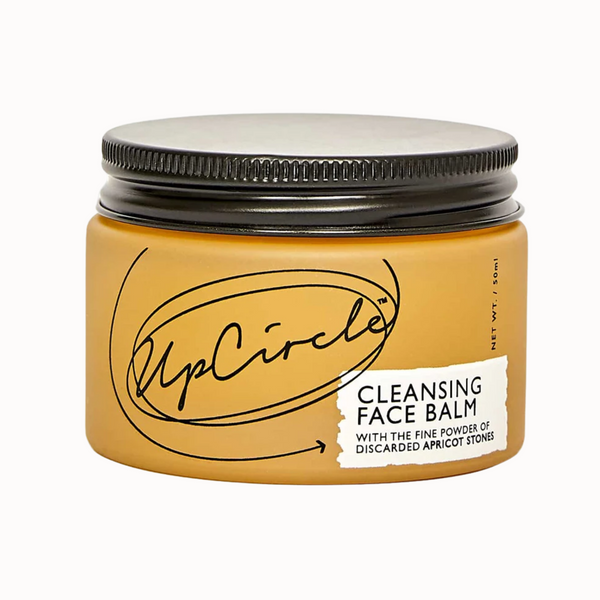 CLEANSING FACE BALM WITH APRICOT POWDER