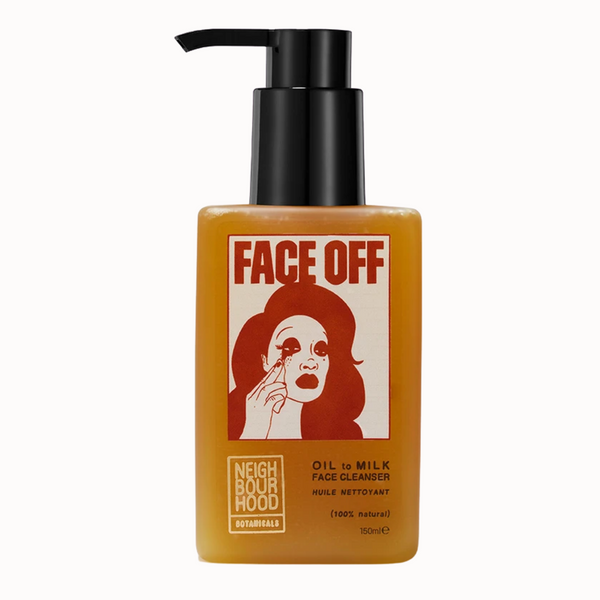 FACE OFF OIL-TO-MILK CLEANSER