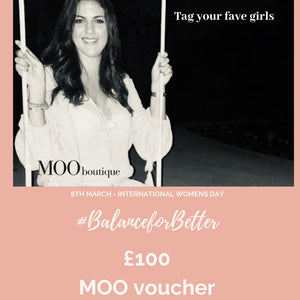 Try Sisterhood for Size... And win a £100 Voucher!