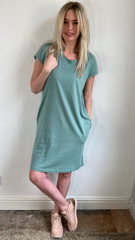 Saint Tropez Organic Cotton Dress