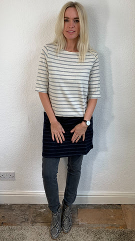 Great Plains Striped Tunic