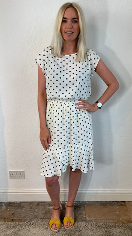 Saint Tropez Polka Dot Skirt