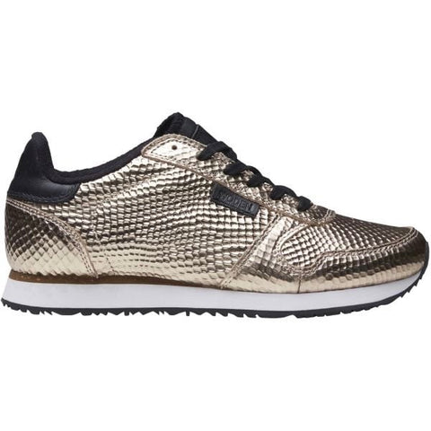 WODEN YDUN METALLIC TRAINERS