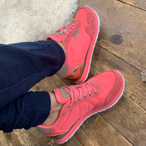 WODEN NORA ll SUGAR CORAL TRAINERS