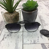 Quay Australia High Key Mini Black/Fade Sunglasses