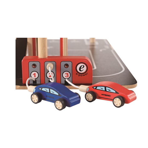 HAPE GARAGE - RACE AROUND