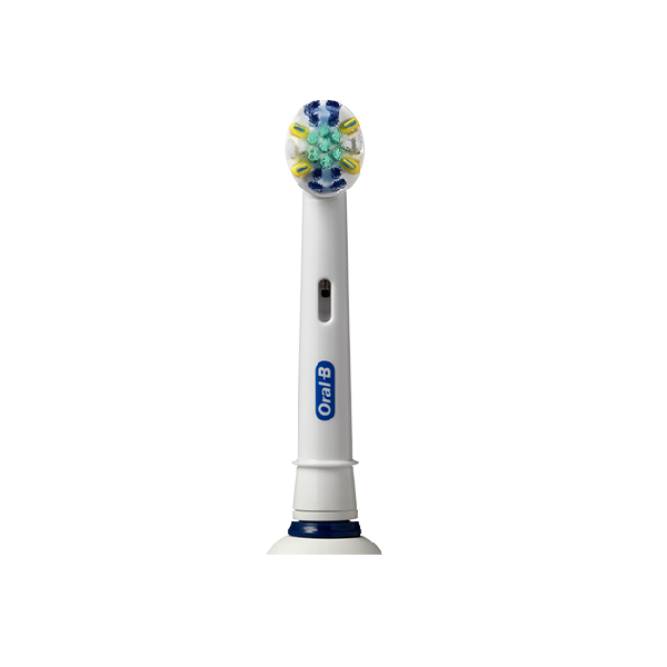 BRAUN ORAL-B LØSE BØRSTER - FLOSS ACTION