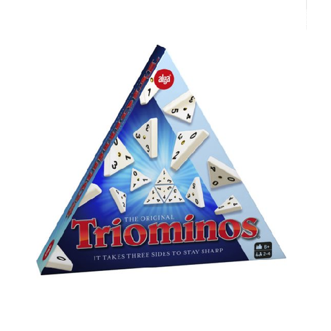 TRIOMINOS DELUXE BRÆTSPIL