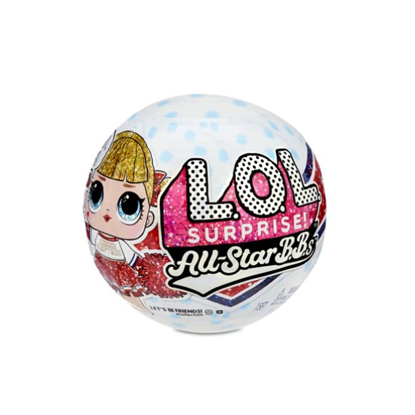 LOL SURPRISE! ALL STAR B.B. SERIE CHEER PDQ