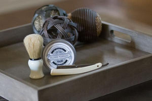 Our Passion:  The Straight Razor Kit