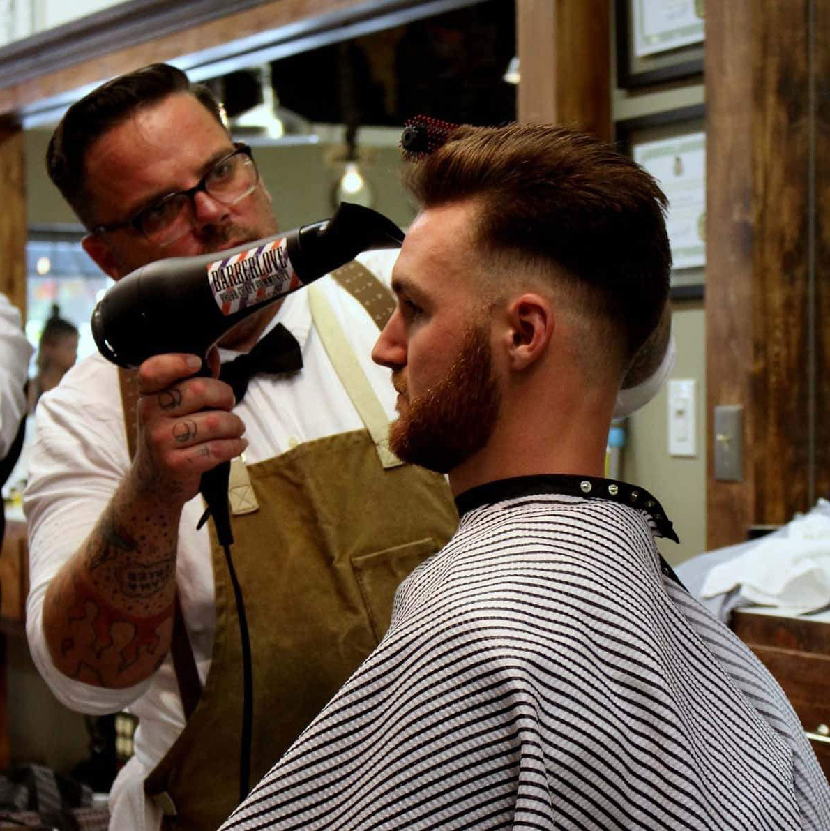 How To Talk To Your Barber Not Look Like A Newb Kc Shave Co