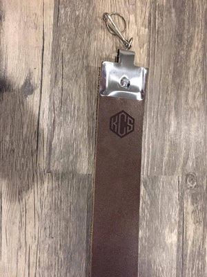 KC Shave Co. - Professional Leather Strop