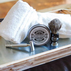 Dylan - The Classic & Timeless Safety Razor Kit