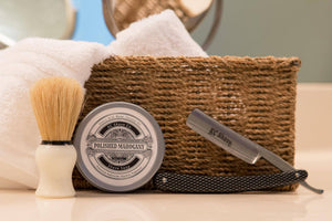 Thomas - Premium Straight Razor Kit