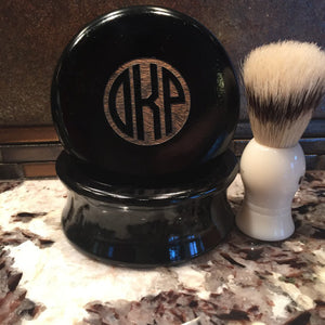 Parker - Engravable Mango Wood Shave Bowl