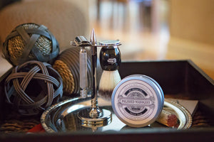Stanley - Beautiful Safety Razor Kit with Premium Shave Brush