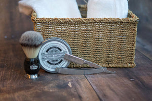 Jasper - The Timeless Straight Razor Kit