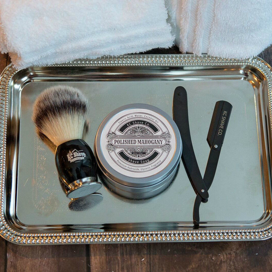 Groomsmen Shaving Kits - Unique Groomsmen Gifts - KC Shave Co - KC