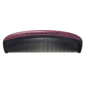 Col. Conk - Violet Sandalwood and Horn Beard Comb