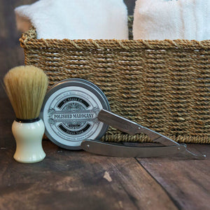 straight razor kit for Groomsman