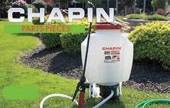 Chapin sprayers and parts- pulverisateurs et pieces