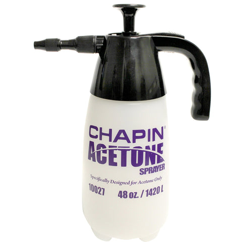 Hand Sprayer, Acetone