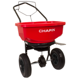 Spreader, all season fertilizer or ice melt