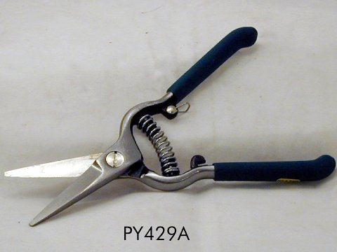 PY429A  Drop forged floral shears