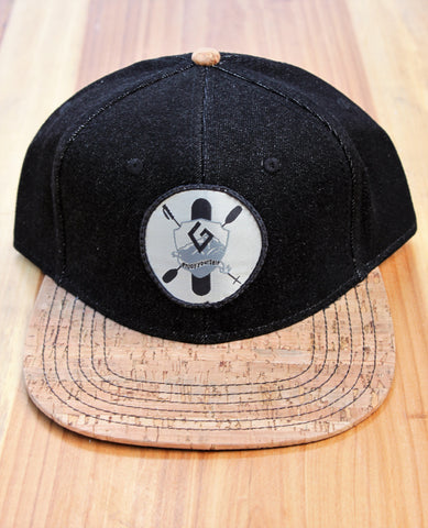 Gnarcissist Cork Snapback