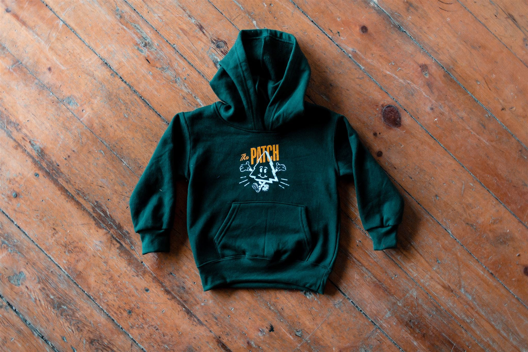 Kids Hoodie - The Patch