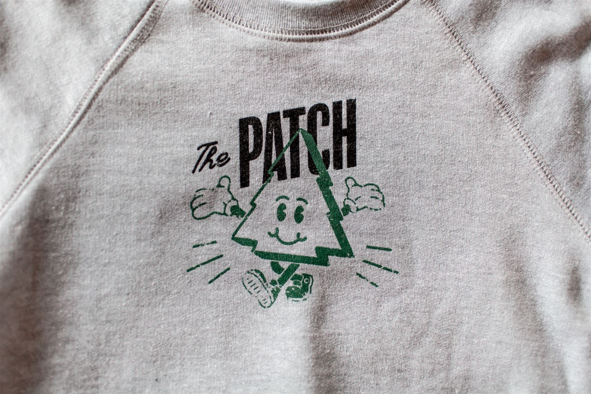 Kids Crewneck - The Patch