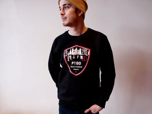 Hockey Crewneck Sweater