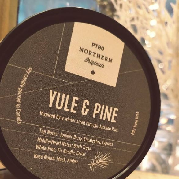 CANDLE - Yule & Pine