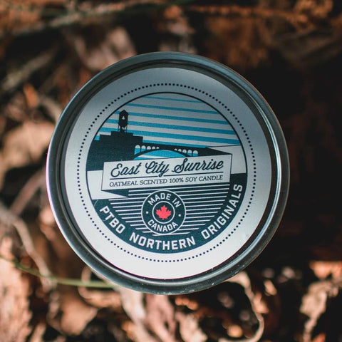 PTBO East City Sunrise Candle