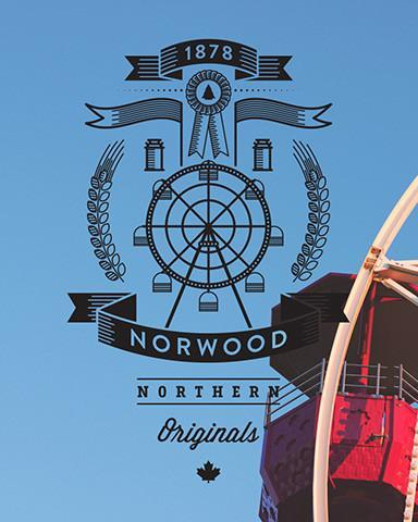 CROSSROADS - Norwood T-shirt