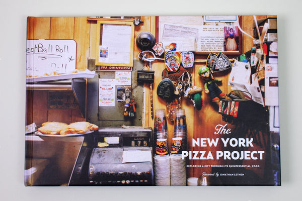 The New York Pizza Project Book