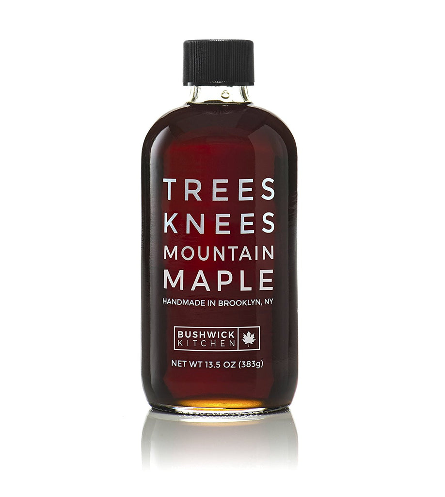 Trees Knees Mountain Maple Syrup by Bushwick Kitchen