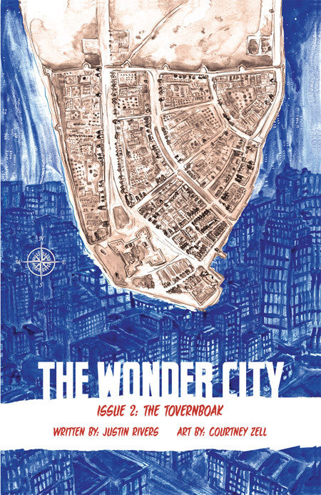 The Wonder City Comic Books Volume II: The Tovernboak