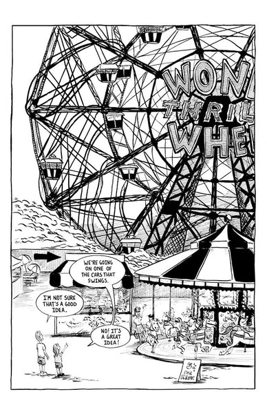 The Wonder City Comic Volume 1: The Great Whale of Coney Island