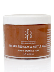 CULMINÉ®  FRENCH RED CLAY & NETTLE MASK PURIFY, BALANCE & TONE